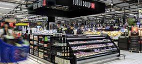 Sushi Daily abre en uno de los hipermercados Carrefour de Badajoz