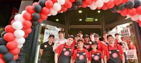 Ibersol inicia en Vigo la transformación de sus Pizza Móvil a la marca Pizza Hut