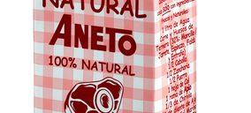 Aneto aumenta su comercialización en dos dígitos