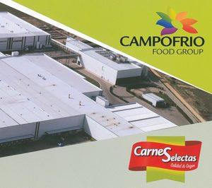 Campofrío estrena su plataforma frigorífica para carnes