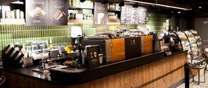 Informe de Cafeterías de Servicio Rápido 2017