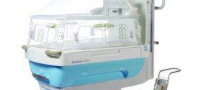 Drager presenta la nueva incubadora y cuna inteligente IncuWarmer Babyleo