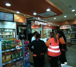 Starbucks explora el negocio de las gasolineras en nuestro país