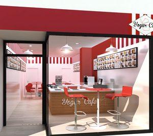 Yogur Café abre por partida doble en la Comunidad de Madrid