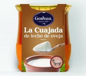 Goshua crecerá en yogures y postres y prepara novedades