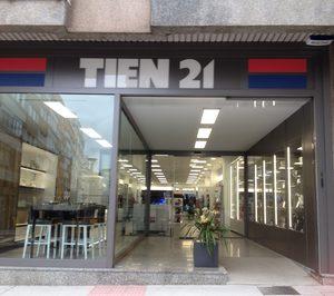 Electrodomésticos Ordes Tien21 mantiene ventas
