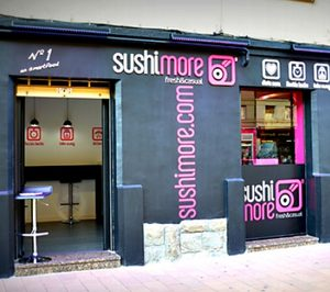 Sushimore llega a Asturias