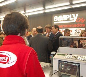 Auchan inaugura en Soria su primera tienda abierta 24 h