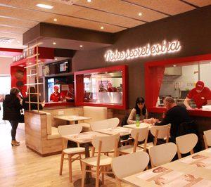 Telepizza regresa a Francia trece años después