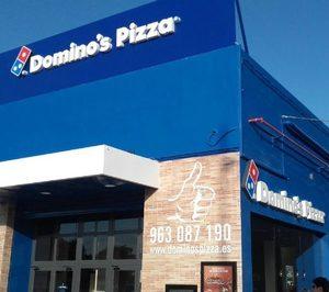 Dominos Pizza llega en franquicia a Alicante