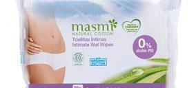 Cotton High Tech lanza toallitas íntimas de algodón ecológico