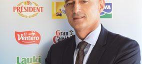 Aurelio Antuña, nuevo director general de Lactalis Forlasa