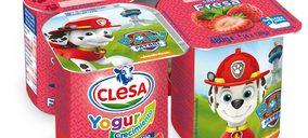 Clesa lanza sus nuevos yogures de crecimiento