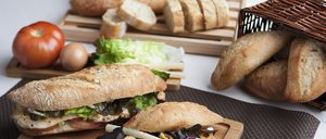 Informe 2017 sobre  Distribución de Panadería  en España