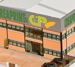 Creaprint alcanza una cifra récord de facturación