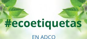 Adco presenta etiquetas adhesivas ecológicas