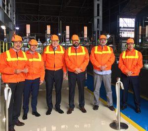Verallia invierte 30 M en la reforma de su fábrica de Azuqueca