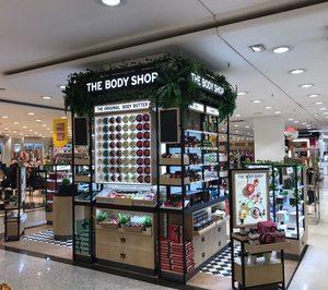 The Body Shop inicia su expansión en centros de El Corte Inglés