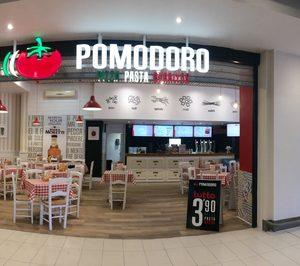 Pomodoro inauguró dos nuevos restaurantes en abril