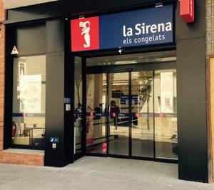 La Sirena invierte 1,3 M en cinco aperturas en Madrid y Cataluña
