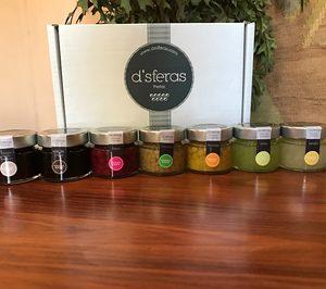 Arteoliva presenta las perlas de sabor Desferas