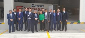 Correos Express trasladará su almacén de Granada