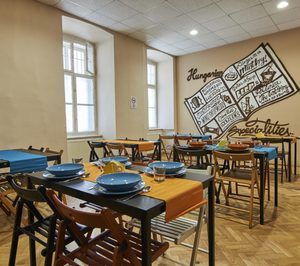 Hostel One crece en Budapest