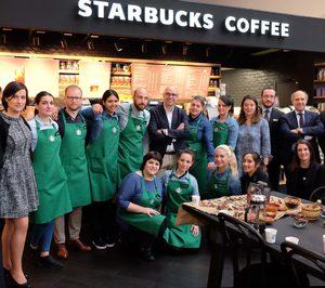 Starbucks debuta en Santander, de la mano del grupo El Corte Inglés