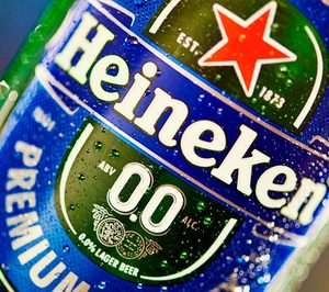Heineken lanza por primera vez una extensión de gama con Heineken 0,0