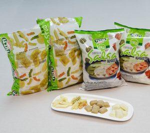 Tutti Pasta desarrolla su fábrica navarra para diversificar oferta