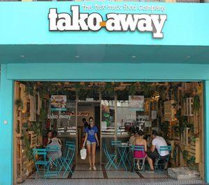 Tako-Away clausura tres franquicias