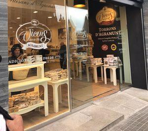 Torrons Vicens sigue creciendo a doble dígito