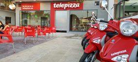 Telepizza puso en marcha 30 nuevas unidades en el primer trimestre