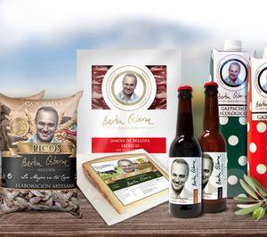 Bertín Osborne Alimentación tiene nuevo accionista y nuevo catálogo
