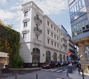 Intur llega al País Vasco con un hotel boutique en San Sebastián