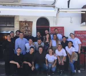 Sagardi inaugura su primer local en Ibiza