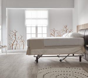 ecus lanza eleval su nuevo modelo de cama elevable