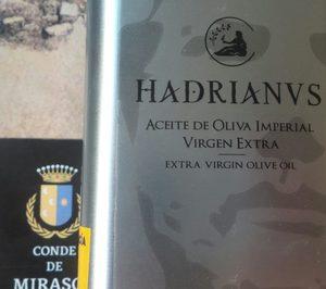 Aceites Mirasol lanza Hadrianvs