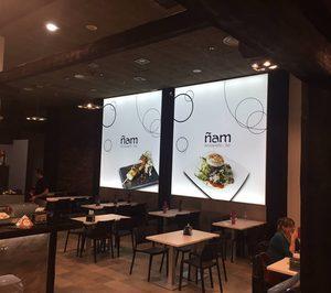 Ñam Restaurantes prepara su segundo establecimiento guipuzcoano