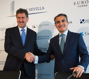 Eurostars amplía su proyecto Torre Sevilla con 85 habitaciones más