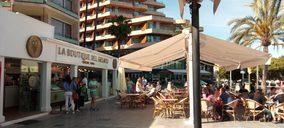Boutique del Gelato unifica sus dos heladerías en el Paseo Marítimo de Palma