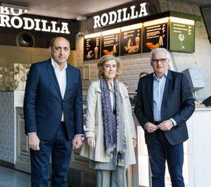 Rodilla suma un córner en el Palacio de los deportes-WiZink