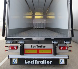 Una empresa murciana aparca su actividad de transporte de mercancías