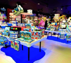 Imaginarium cerró su ejercicio 2016 con descenso del 15% en ventas y 38 tiendas menos