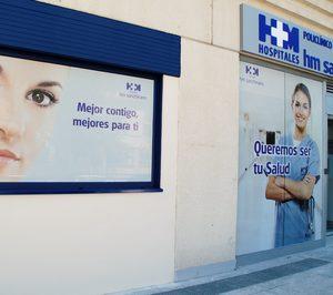 HM Hospitales abre un policlínico en el barrio madrileño de Manoteras