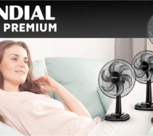 Mondial propone sus ventiladores de 6 aspas