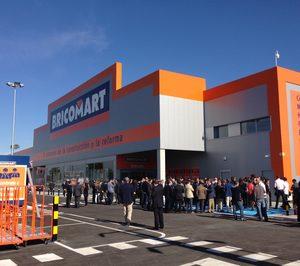 Bricomart abrir cuatro tiendas en 2018 noticias de construcci n en alimarket informaci n - Materiales de construccion en murcia ...
