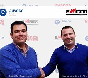 V. Juvasa y Emerito firman un acuerdo de colaboración