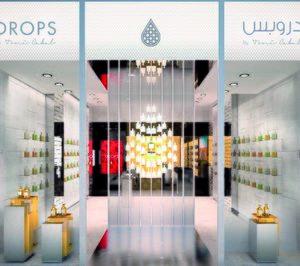 Nace el proyecto Drops & Sephora