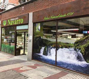 Herbolario Navarro lleva su eco tienda a nuevas provincias